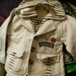 Jacket, windbreaker