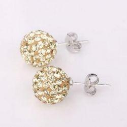 Gold color: bracelet watch, earrings, chain, pendant
