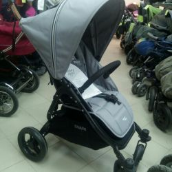 Stroller swab baby snap 4 available