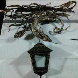 Lamba heykel