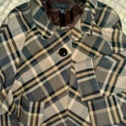 Zara'dan sıcak ceket