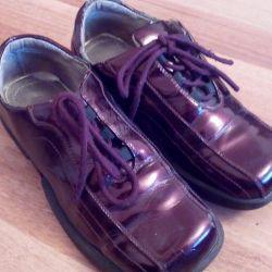 Kız ayakkabıları 34