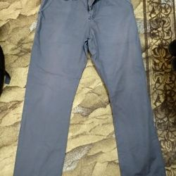 Jeans and shorts in size 48-50