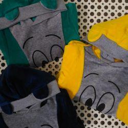 Costumul Mickey Velor Nou