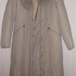 Down jacket long (130 cm), p-48 (46)