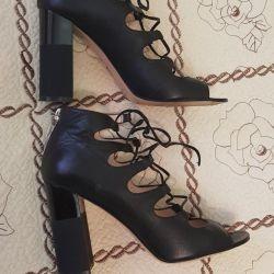 Ayakkabılar -carlo pazolini, nat. deri yeni