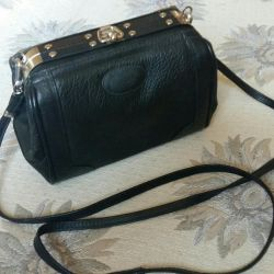 Women bag from genuine leather. Bag new.