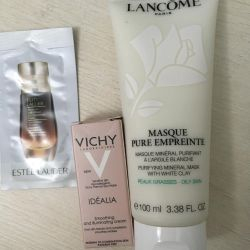 Lancome cleansing mask