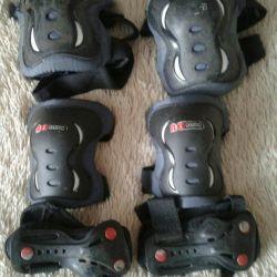 Roller skate kit