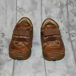 Low shoes for the boy Primigi, solution 21, second-hand
