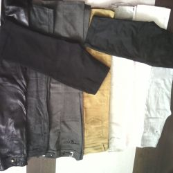 Trousers, breeches