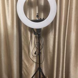 Selfie Ring Lamp New Super Powerful Lamp 45