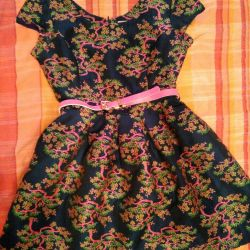 Dress for a bright lady!