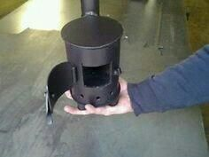 Mini oven (BURZHUIKA type) .. ORDER !!!