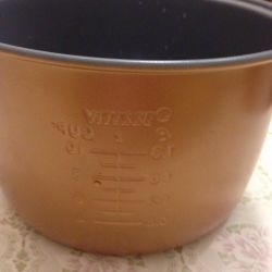 New bowl for multicooker 5 liters !!