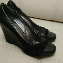 Новые туфли (кожа) р.36