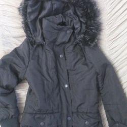 Jacket pentru fete 130-138 cm
