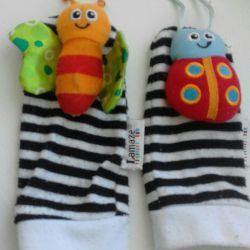 Socks for the little ones