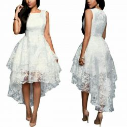 Dresses with organza train. New. p.40-44.