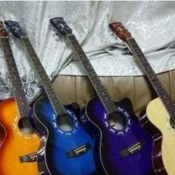 Jumbo Gitar + Aksesuarlar