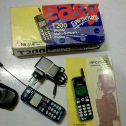 Телефон Mitsubishi