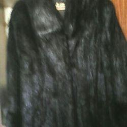Nutriae fur coat