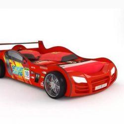 Mini Kırmızı Grifon Style arabada bir yatak satacağım