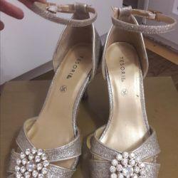 Παπούτσια από τη Νορβηγία, μέγεθος 36