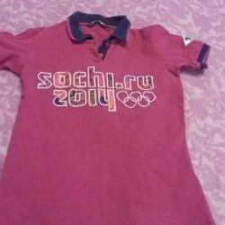 Polo Bosco Sochi 2014