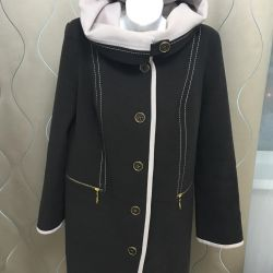 Women coat 48-50 r