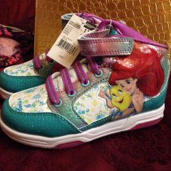 Ανδρικά παπούτσια Νέα Disney Little Mermaid ΗΠΑ
