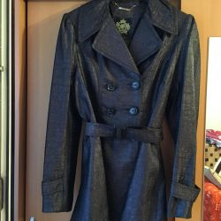 Summer coat, new, р.46 / 48, on height 158/164