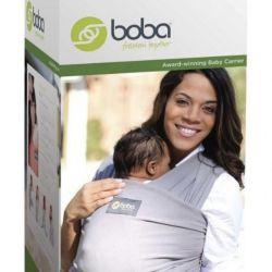 New Boba Wrap / Gray Sling