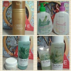 Means for hygiene Oriflame