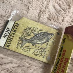 Balıkçı kartvizit