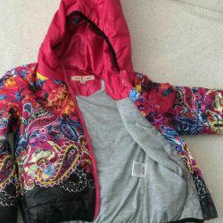 Η άνοιξη του σακάκι είναι το φθινόπωρο. Επένδυση xb. Ήταν λίγο ντυμένος.