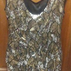 Mini elbise tunik. r.46