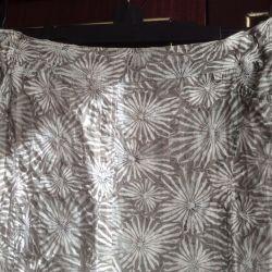 Модная женская  юбка хлопок 100%(50раз)