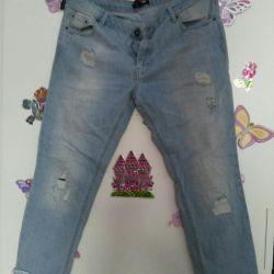 Укороченные джинсы дженифер 28дженифер.обмен.