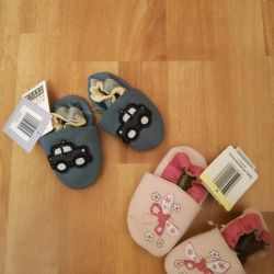 New children's shoes, Germany