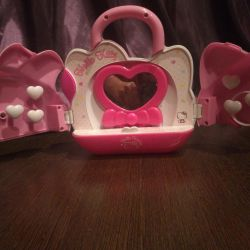 Oyuncak Hello Kitty Tabut