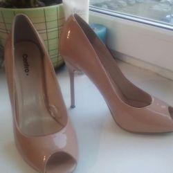 Туфли жен. лакир.