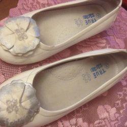 Pantofi de balet.