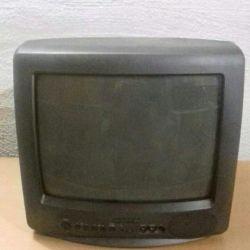 Küçük bir televizyon satacağım