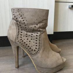 Summer low boots motivi