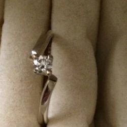 Διαπραγμάτευση δαχτυλιδιών διαμαντιών