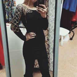 Dress Beverly, black, new