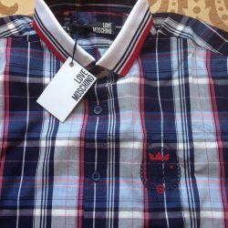 New husband shirt Moschino p L