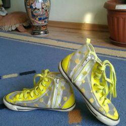 Sneakers production korea sielka 20 20i5 cm
