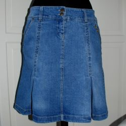 Denim skirt p. 48